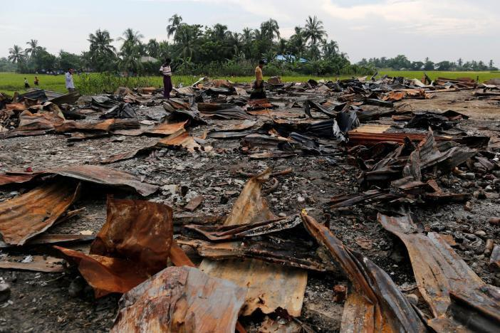 Photo of Myanmar probing police 'cover-up' of deaths of two Rohingya Muslims