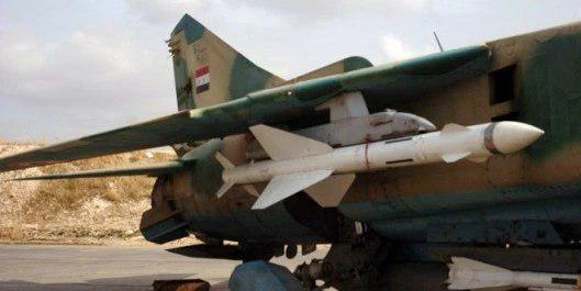 Photo of Syrian jets hit terrorists' positions after attacking Shia villages