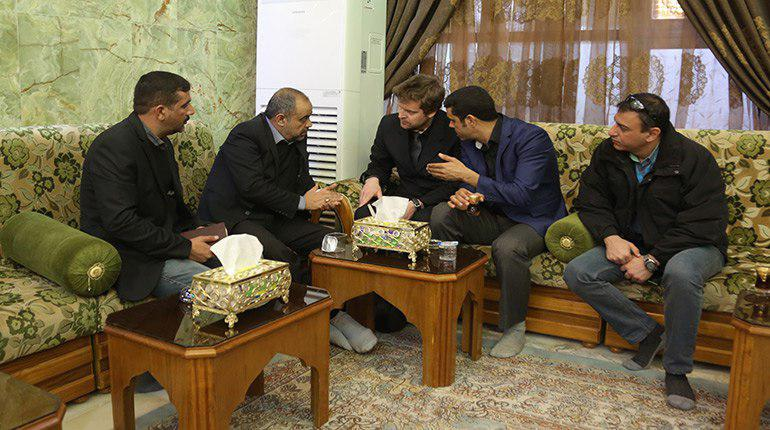 Photo of UNICEF: Pleased to see Imam Hussein Holy Shrine protecting children