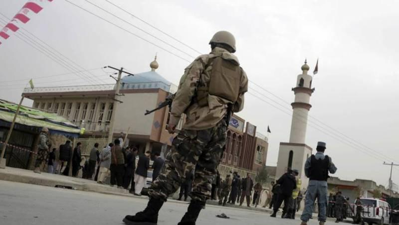 Photo of Afghan official: ISIS militants kill 11 in mosque ambush