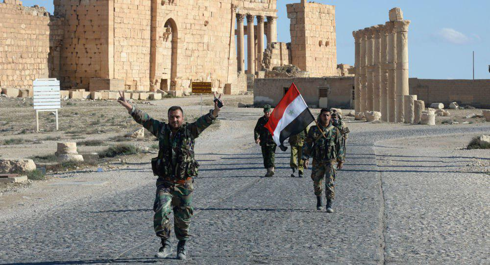 Photo of Syrian Army liberates new village in northeast Aleppo