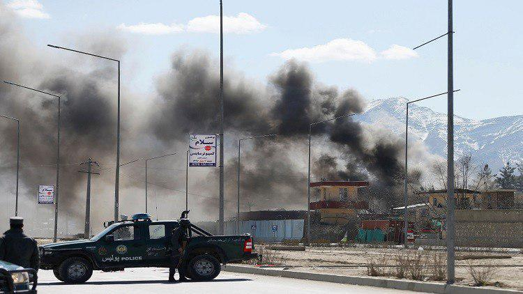 Photo of Taliban suicide attacks, shootout kill 16 in Afghan capital