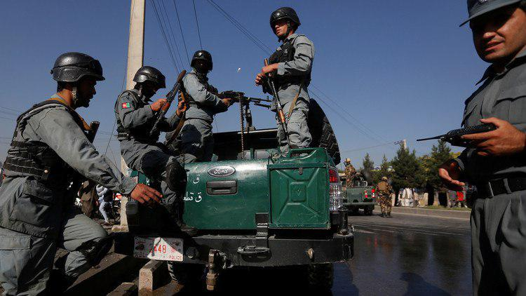 Photo of At least seven Afghan Police Officers killed by Taliban in Afghanistan