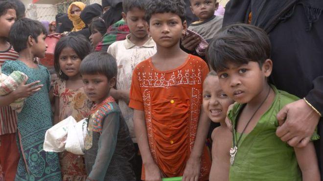 Photo of Myanmar Muslim minority subject to horrific torture, UN says