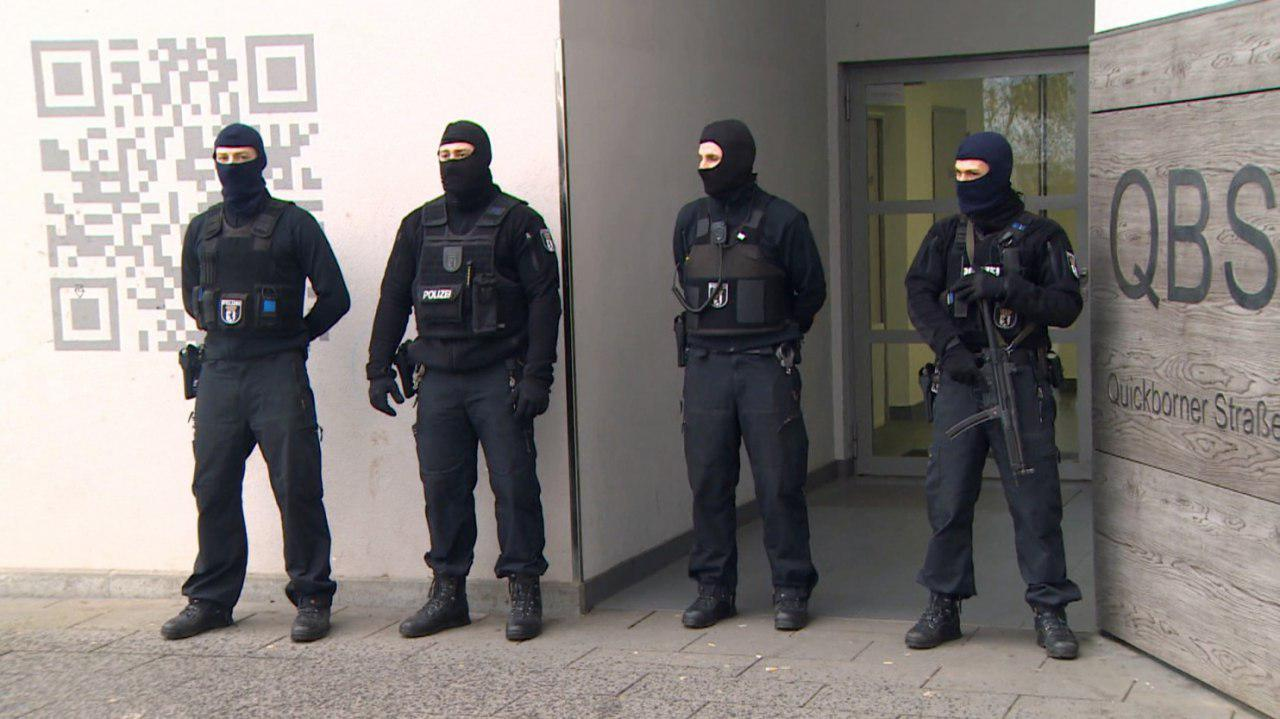 Photo of German police shut down mosque linked to extremists
