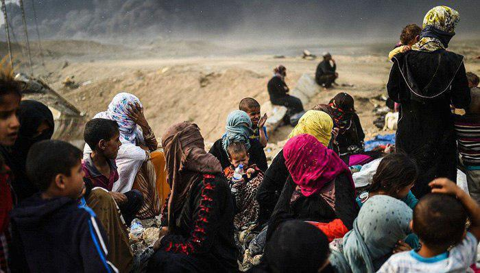 Photo of Ministry of Migration: Refugees from Mosul at 355,000 since October