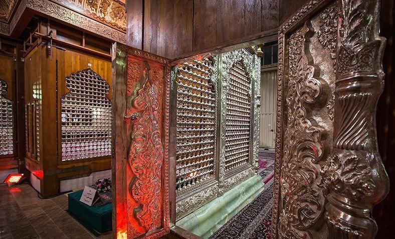 Photo of New holy grille to be installed soon at al-Askariyain Holy Shrine