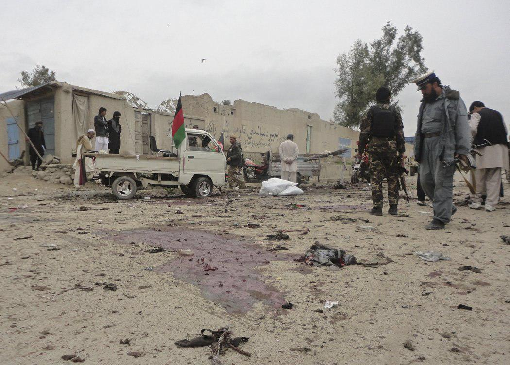 Photo of Afghan forces and civilians suffer casualties in Khost car bombing