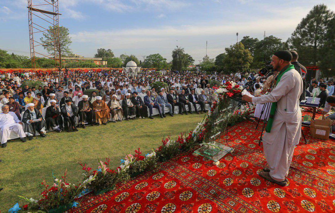 Photo of Islamabad Cultural Festival ends with presence of delegations of the holy shrines