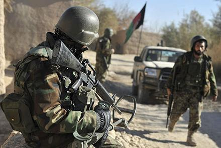 Photo of 57 insurgents including ISIS militants killed in Afghan Forces Operations