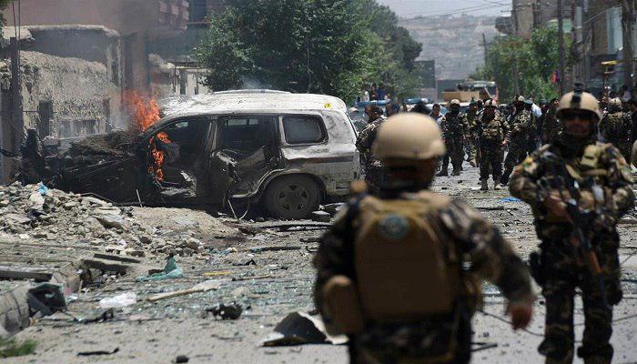 Photo of Eleven Afghan civilians killed in Helmand bomb blast