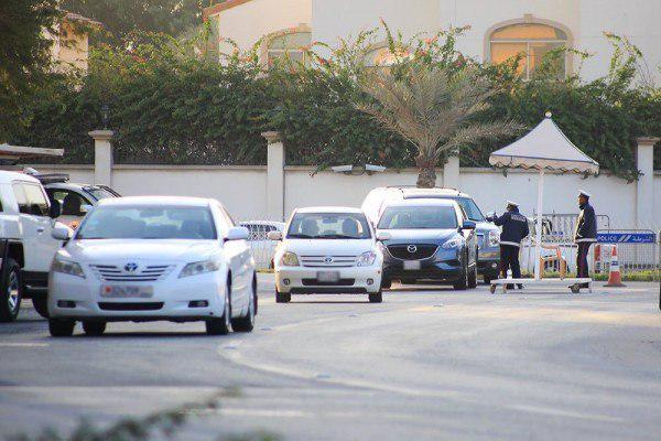 Photo of Strict security measures at Diraz entrances ahead of F1 race