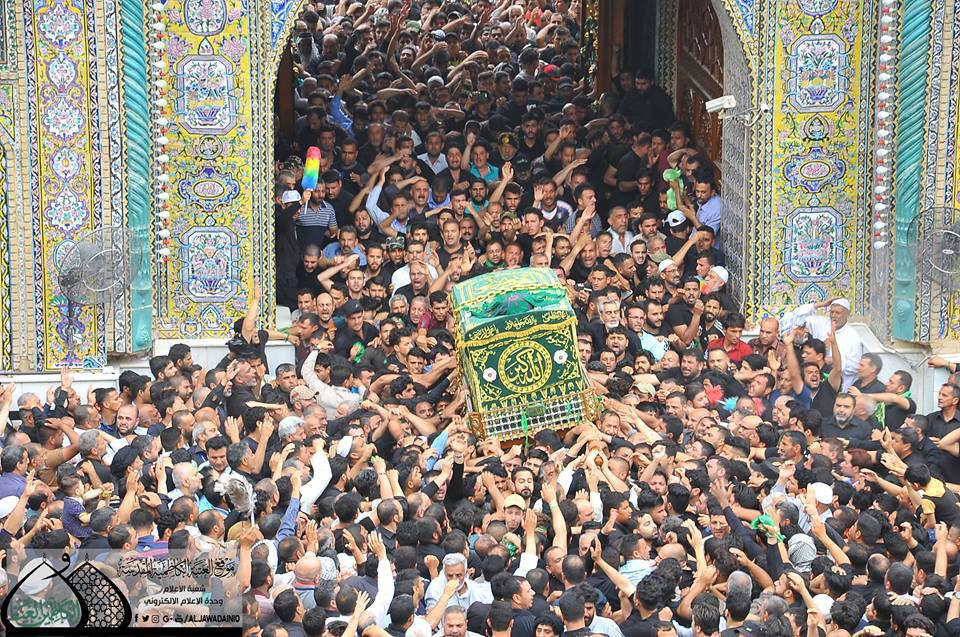 Photo of Millions march to Holy Shrine of Imam Musa al-Kadhum