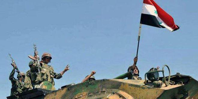 Photo of Army restores security to Halfayia and a number of villages in Hama, targets ISIS and al-Nusra in other areas
