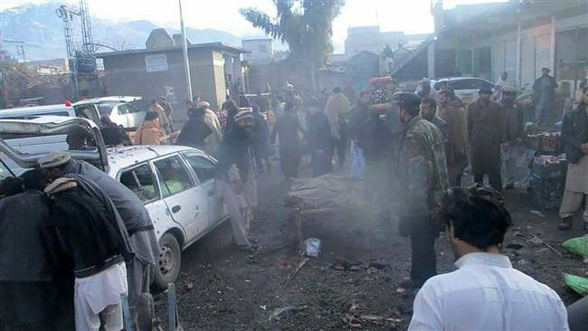 Photo of Roadside bombing kills 10 Shia Muslims in Pakistan's Kurram