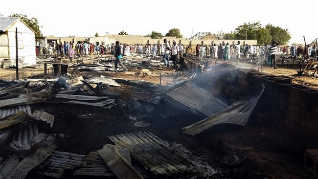 Photo of Eight killed as bombers target northeast Nigeria