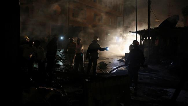 Photo of ISIS car bomb attack kills at least four, injures several in Baghdad