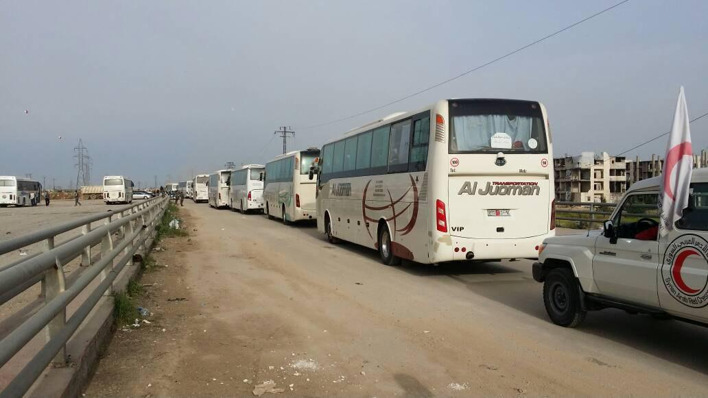 Photo of Second phase of Kefraya, Foua Shia civilian deal to be completed next month