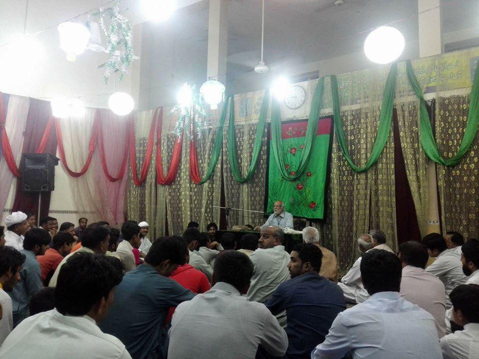 Photo of Shia Muslims of Pakistan celebrate birth anniversaries of Shaban