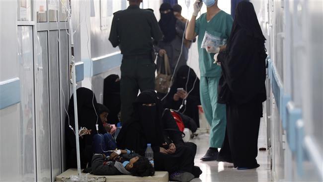 Photo of Aid agencies blame Saudi war, blockade for cholera outbreak in Yemen