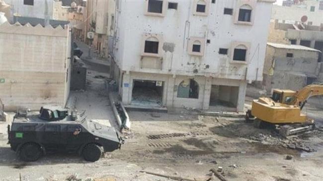 Photo of Saudi Shia town under 'siege' for sixthday