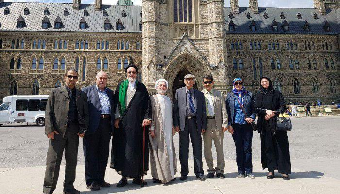 Photo of Canadian House of Commons hosts His Eminence Sheikh Salih Sebaweih