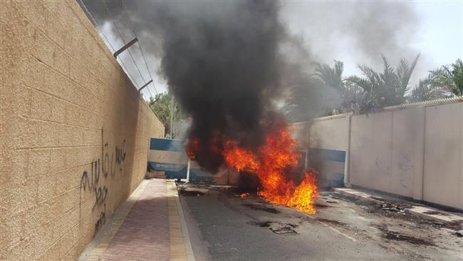Photo of HRW, SRW slam destabilizing violence in Bahrain