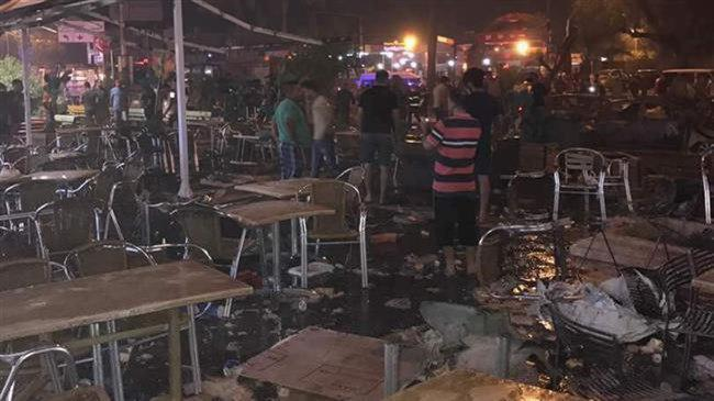 Photo of Massive bombings strike heart of Baghdad