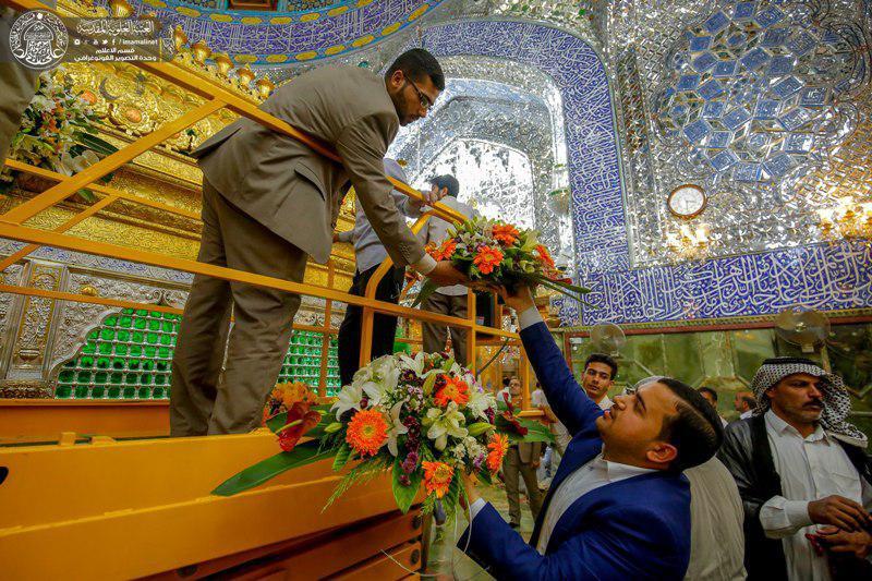 Photo of Birth anniversary of Imam al-Hassan celebrated worldwide