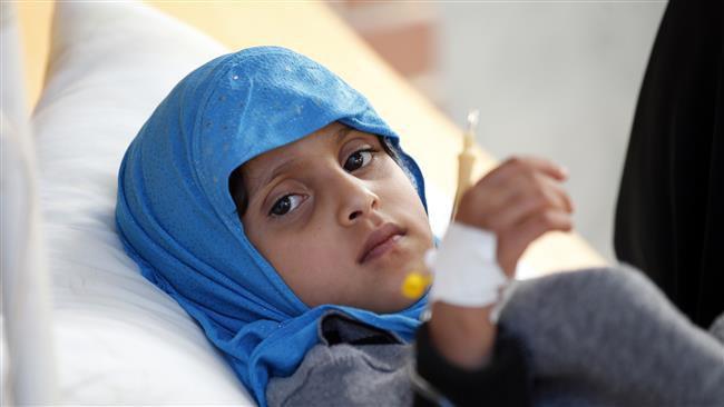 Photo of Save the Children: Cholera infects one Yemeni kid every minute