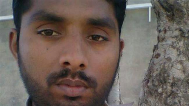 Photo of Young Pakistani Shia activist sentenced to death for being anti-Wahhabi