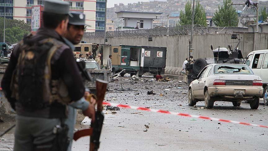 Photo of Six police killed in attack on Afghanistan police headquarters
