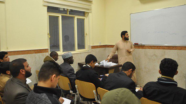 Photo of Warith al-Anbiya Institute attracts students from different countries