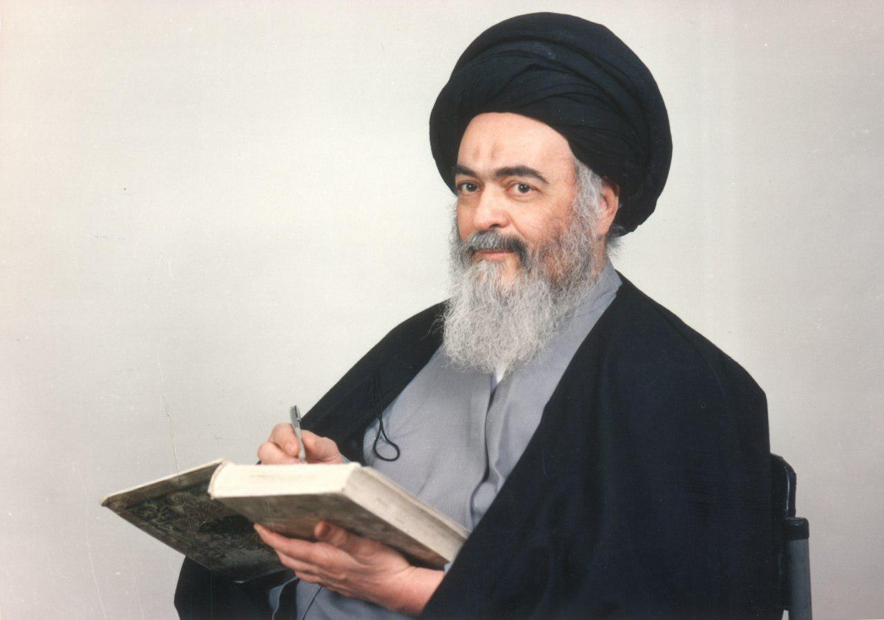 Photo of Memorial ceremonies marking demise anniversary of late Grand Ayatollah Sayyid Muhammad Shirazi
