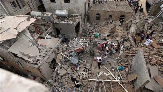 Photo of Saudi airstrikes kill nine civilians in Yemen's Ma'rib province