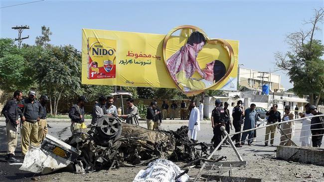 Photo of Blast kills six children in village northwest of Pakistan