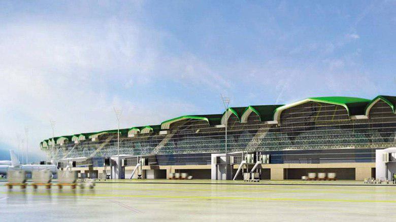 Photo of Start of Terminal Stage of Karbala International Airport
