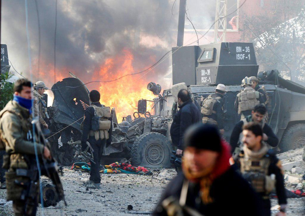 Photo of Iraqi forces score more territorial gains in Old City of Mosul