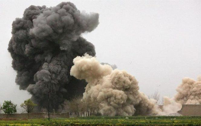 Photo of Airstrike in Helmand leaves six militants dead and four others wounded