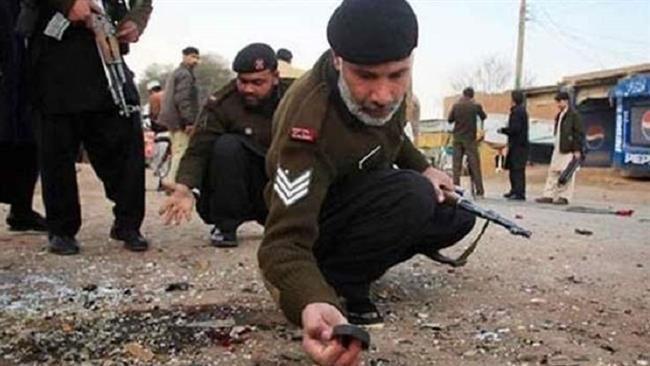 Photo of Four killed in bomb blast in northwestern Pakistan