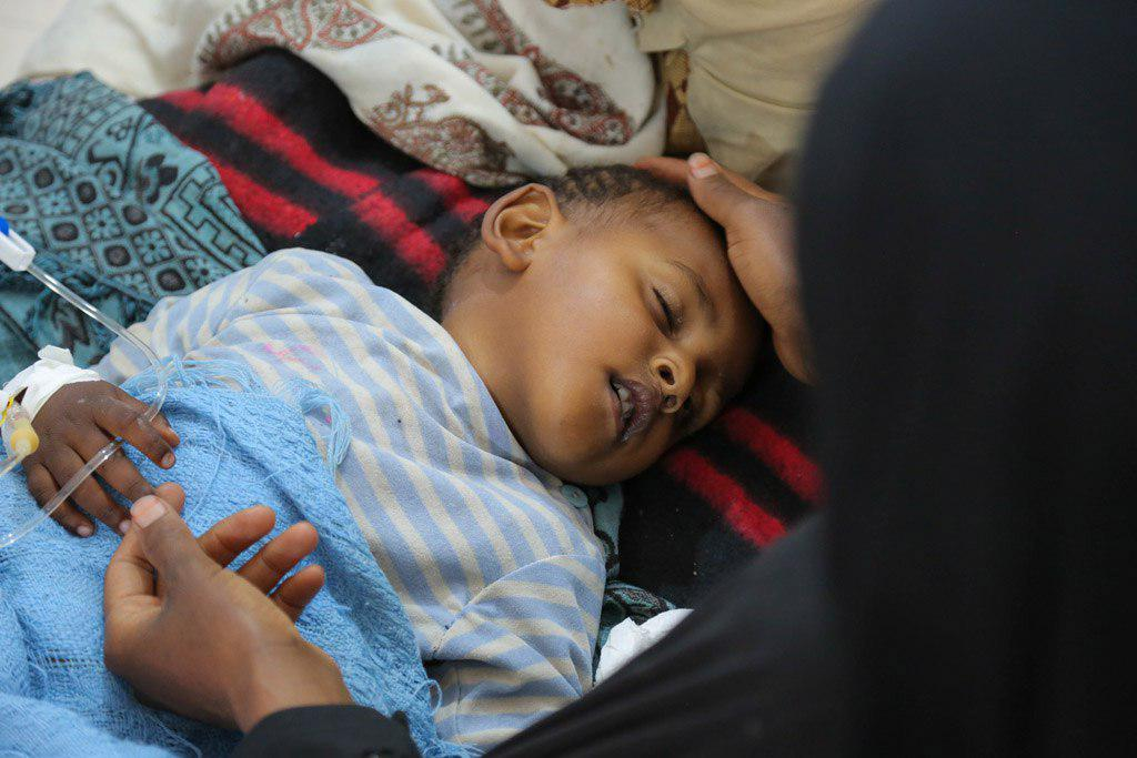 Photo of UN: Cholera outbreak in Yemen has spread and over 1,600 dead