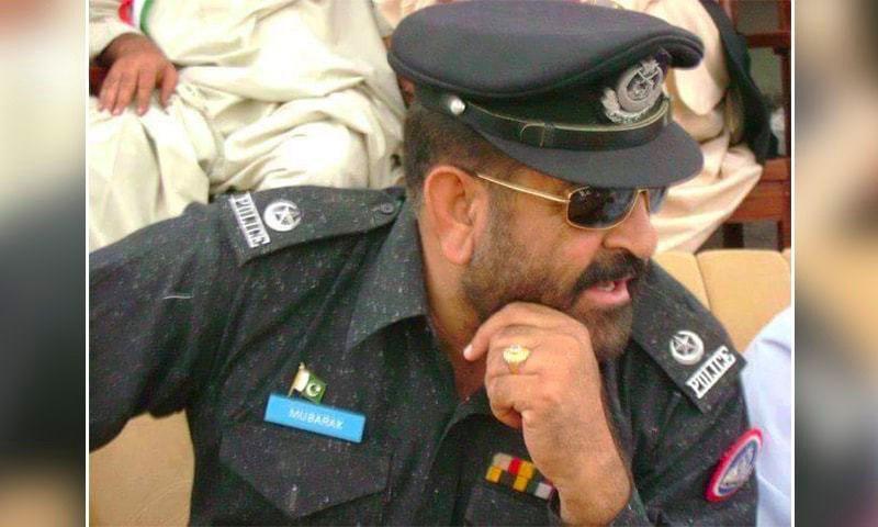 Photo of 4 policemen shot dead in Quetta