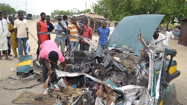 Photo of 14 killed, 30 injured in Cameroon bomb attack