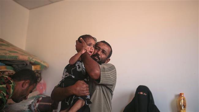 Photo of Saudi warplanes kill 19 displaced Yemenis in Ta'izz