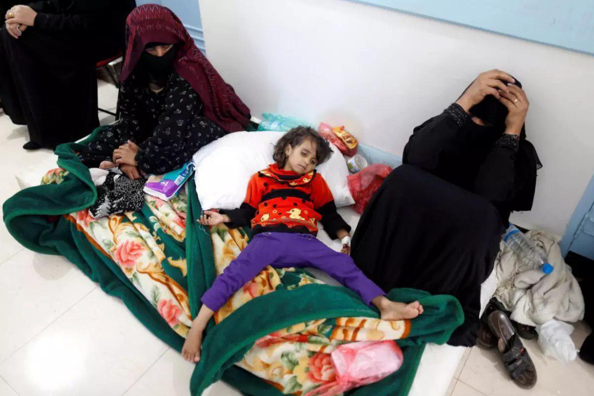 Photo of WHO: Yemen suffering world's largest outbreak of cholera