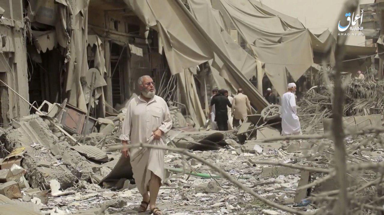 Photo of Air attacks, shelling kill civilians in Syria's Raqqa
