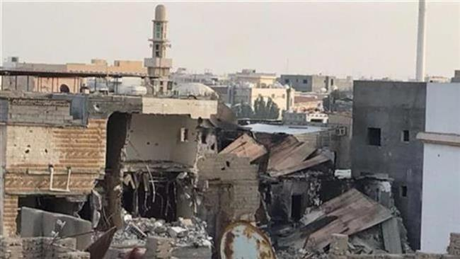 Photo of One killed as Saudi forces shell homes in Shia town