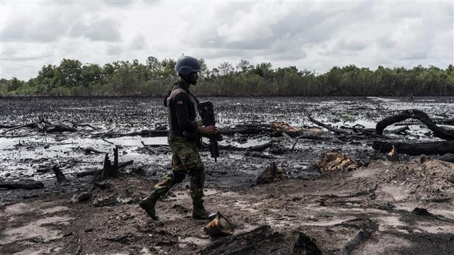 Photo of Boko Haram attack on oil exploration team in Nigeria kills over 50