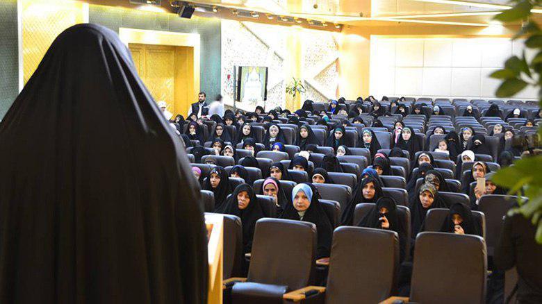 Photo of Seventy female Quran reciters gather in Imam Hussein Holy Shrine for skill development