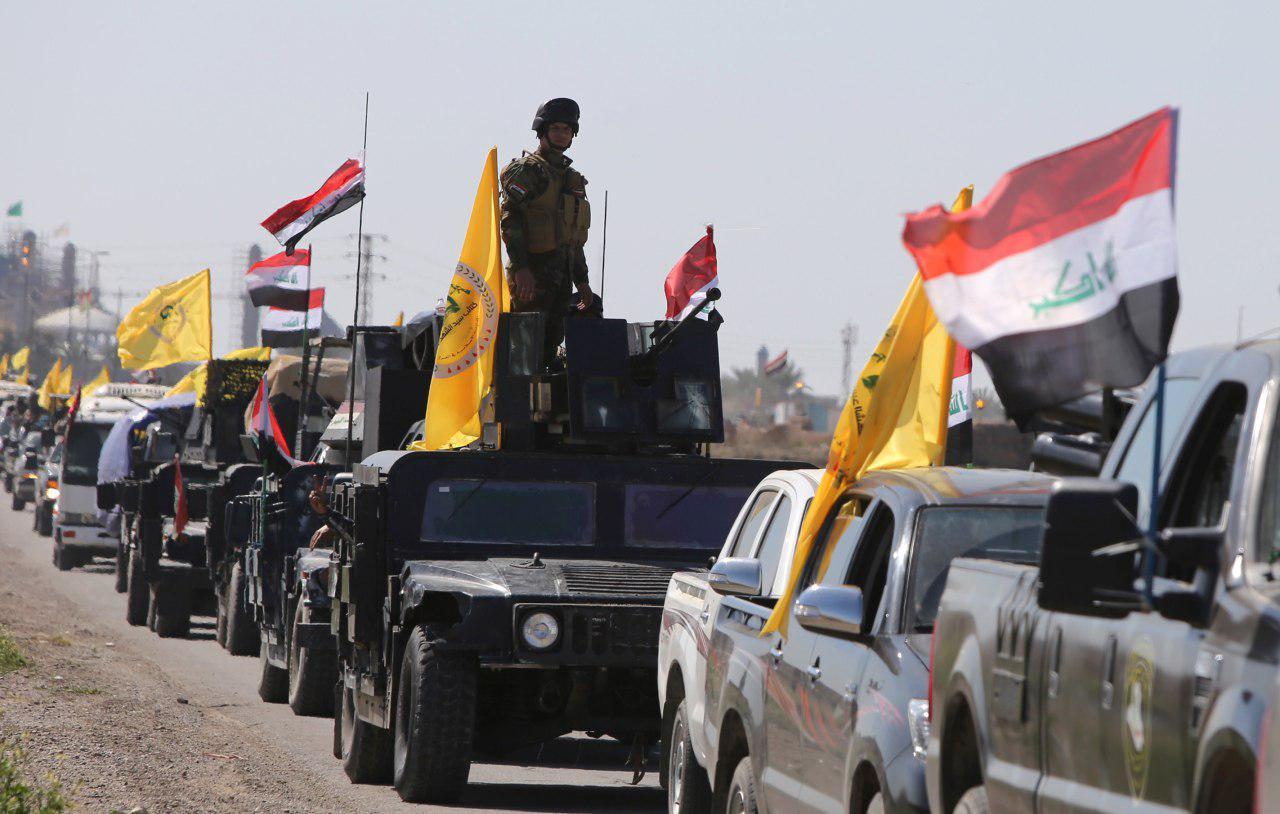 Photo of Hashd al-Sha'abi fighters to participate in liberation of Tal Afar: Abadi